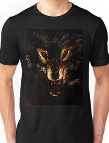 Danger - wolf Unisex T-Shirt