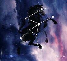 ES Birthsigns: The Steed by smilobar