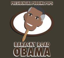 Baracky Road Obama by utahgraphics