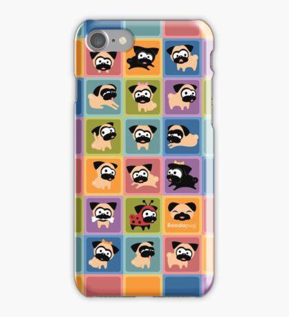 Tugg Color Block Designs iPhone Case/Skin