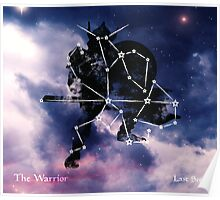 ES Birthsigns: The Warrior Poster