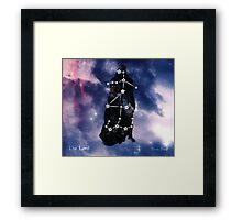 ES Birthsigns: The Lord Framed Print