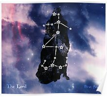 ES Birthsigns: The Lord Poster