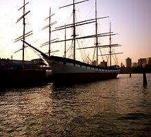 Tall Ships by pmarella