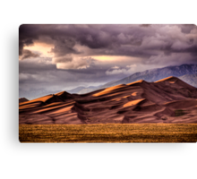 Playground for Giants Canvas Print