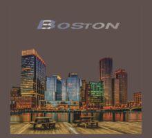 Boston Financial District Kids Clothes