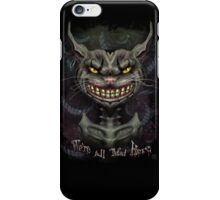 Cheshire Cat iPhone Case/Skin