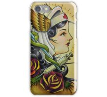 Care Giver iPhone Case/Skin