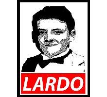 OBEY LARDO Photographic Print