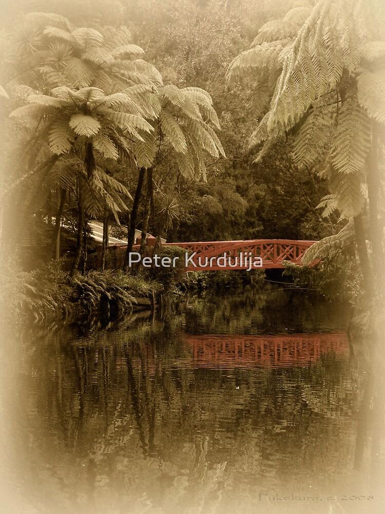 Nostalgia Pacifica by Peter Kurdulija