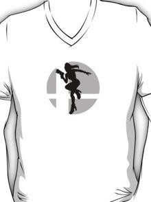 Smash Bros - Zero Suit Samus T-Shirt
