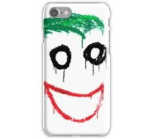 Joker Graffiti iPhone Case/Skin