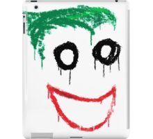 Joker Graffiti iPad Case/Skin