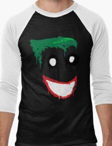 Joker Graffiti Men's Baseball ¾ T-Shirt