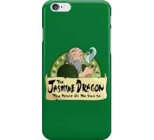 The Jasmine Dragon Tea House iPhone Case/Skin