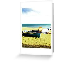 Solitude (color) Greeting Card