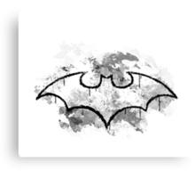 Batman Territory Canvas Print