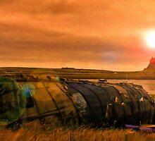 Lindisfarne by Kenart