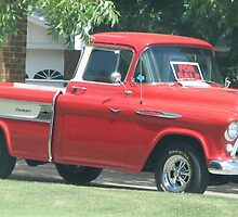 1957 Cameo Chevy Truck...Classic by wahumom