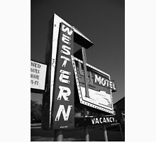 Route 66 - Western Motel Unisex T-Shirt