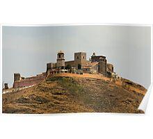 Alora Castle Poster