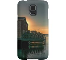 Sunset at Peggy's Cove II Samsung Galaxy Case/Skin