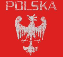 Polska Eagle t shirt by PolishArt
