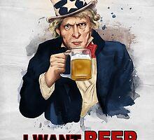 I WANT BEER by johnyjane