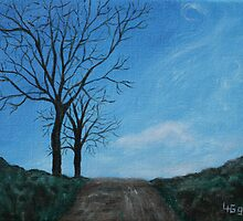 One Tree Hill by Leslie Hope Galloway