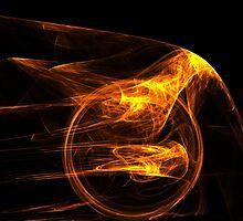 Fire Bird by DavidD8