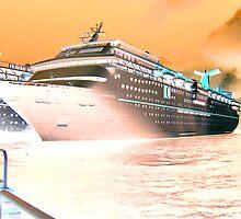 Fantasy Cruiser by Nukee