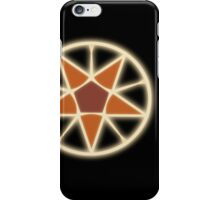 Alois Demon Symbol Contract iPhone Case/Skin