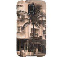Miami Beach - Art Deco Samsung Galaxy Case/Skin