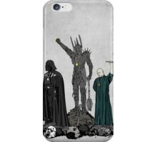 Dark Power iPhone Case/Skin