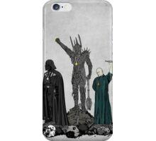 Dark Power iPhone Case/Skin