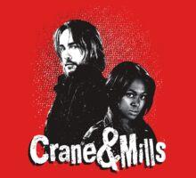 Crane & Mills by Vivienne da Silva