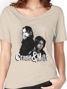 Crane & Mills Women's Relaxed Fit T-Shirt