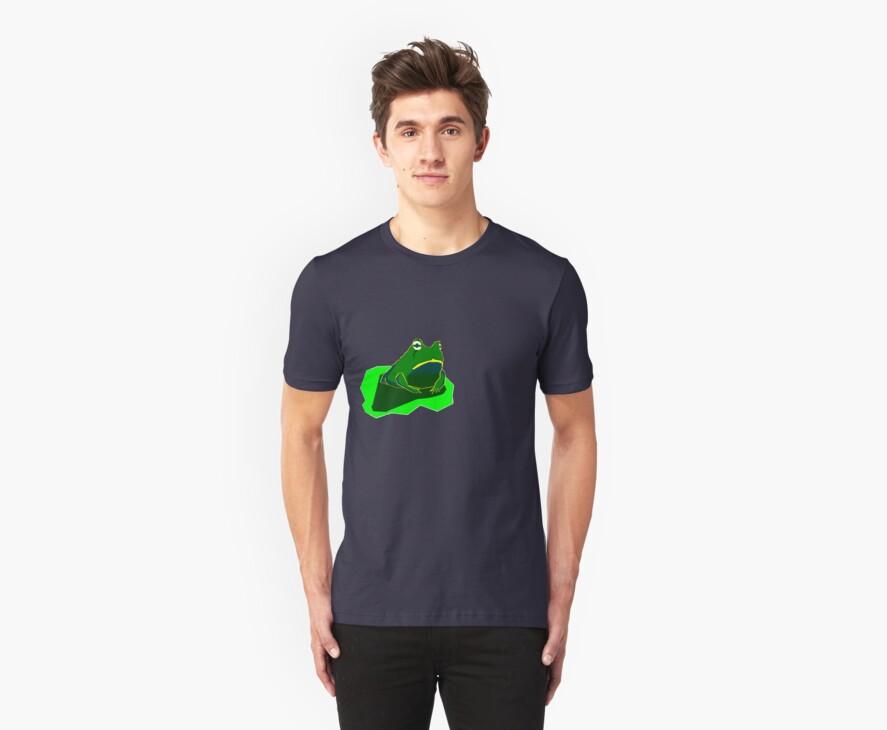 Space Frog by Rhom