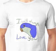 IWALY - Blue Quaker Unisex T-Shirt
