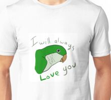 IWALY - Green Quaker Unisex T-Shirt