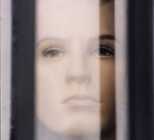 Behind Bars 1  by Kim Bender