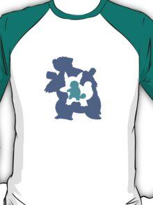 Blastoise Evolution T-Shirt