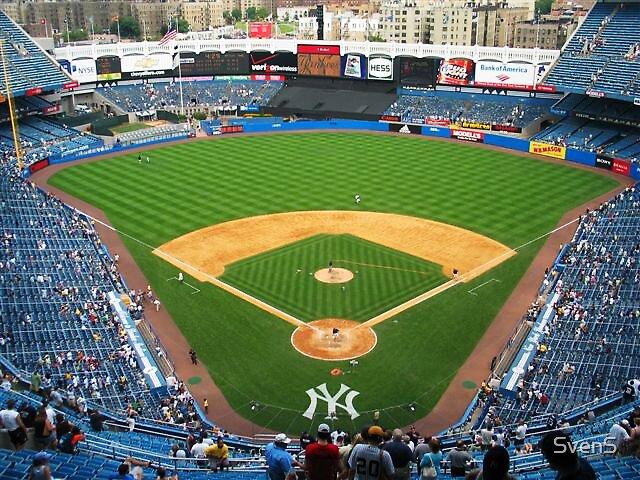Yankee stadium by SvenS