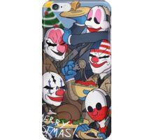 Merry Heistmas! iPhone Case/Skin