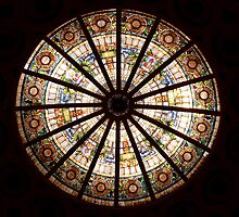 Stained Glass Dome by WStudios