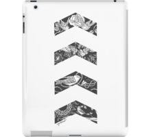 Liam's Chevrons iPad Case/Skin