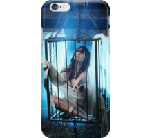 Caged Angel iPhone Case/Skin
