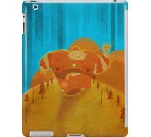 Robotmo! iPad Case/Skin
