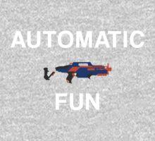Automatic Fun One Piece - Long Sleeve