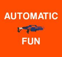 Automatic Fun Kids Tee